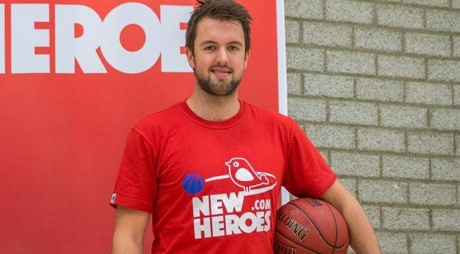 Jeroen van Vught (foto: New Heroes)